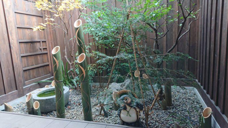 竹あかり日本庭園、竹あかり庭園風呂新設