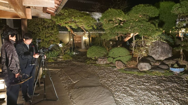 厳選 日本の和風ナイトビュー撮影