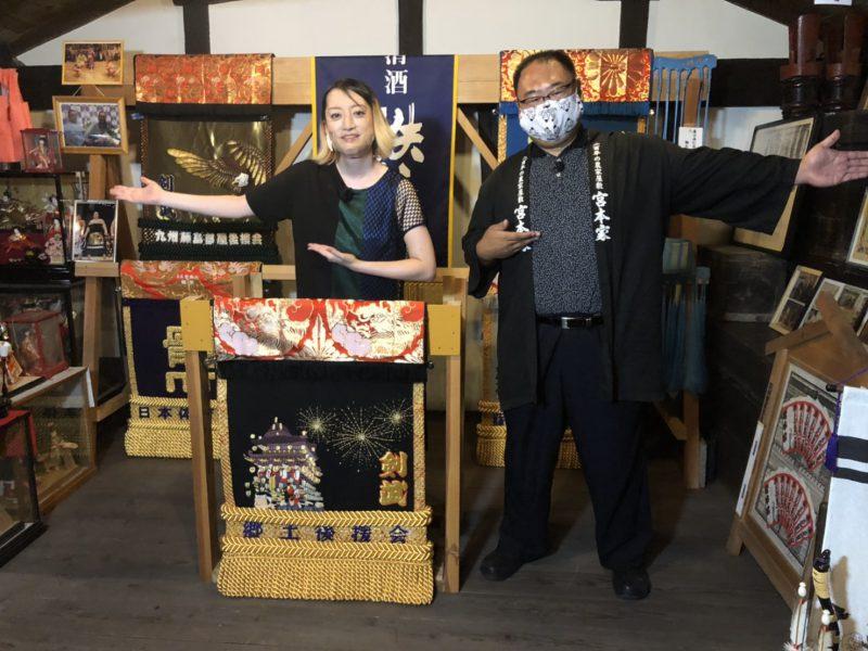 NHKニュースシブ5時相撲部♪
