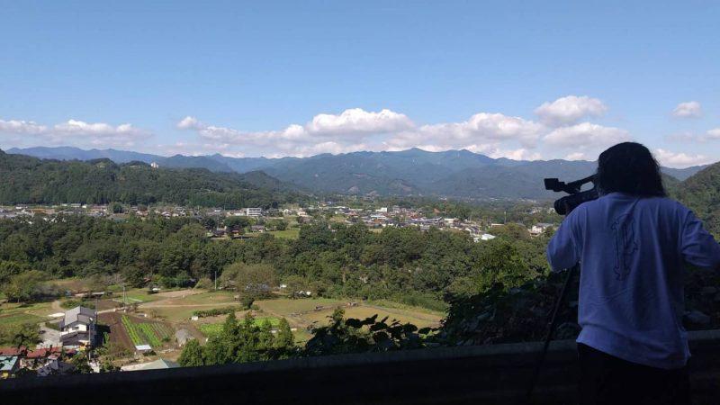 宮本家の山!山頂絶景スポット♪